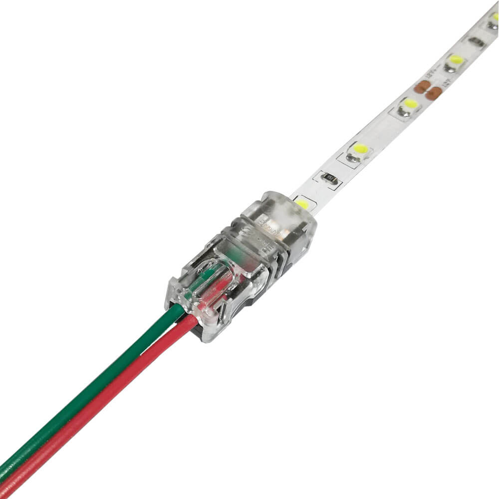 LED Strip Connector 2 Pin 5mm
